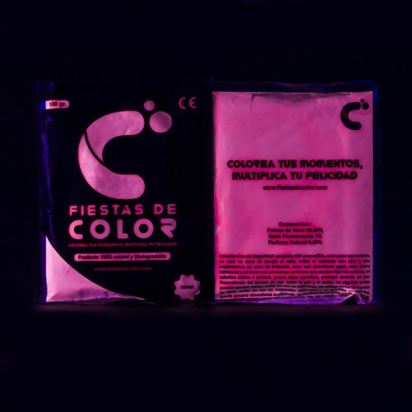 packs polvos fluorescentes 30 bolsas